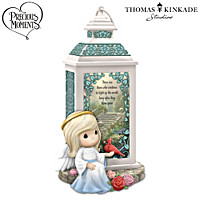 Thomas Kinkade Precious Moments A Light So Great Figurine