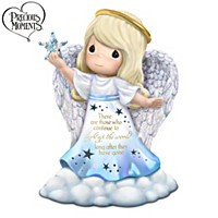 Precious Moments Continue To Light Up The World Figurine
