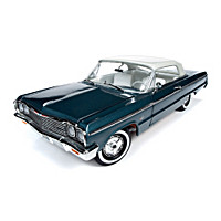 1:18-Scale 1964 Chevrolet Impala SS Diecast Car