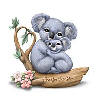 Love You Fur-Ever Figurine