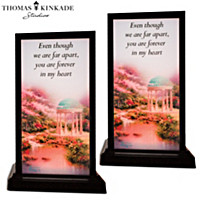 Forever In My Heart Friendship Lamp Set