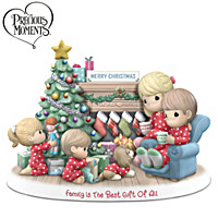 Family Is The Best Gift Of All Personalized Figurine