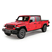 1:18-Scale 2020 Jeep Gladiator Rubicon Sculpture