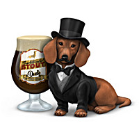 Sophisticated Stout Figurine