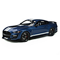 1:12-Scale 2020 Ford Shelby GT500 Sculpture