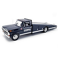 1:18-Scale 1970 Ford Cobra F-350 Diecast Ramp Truck