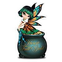 Heart Full Of Gold Figurine