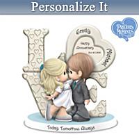 Today, Tomorrow, Always Personalized Figurine