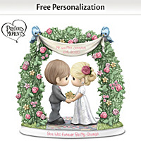 You Will Forever Be My Always Personalized Figurine