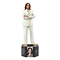 Vice President Kamala Harris Sculpture