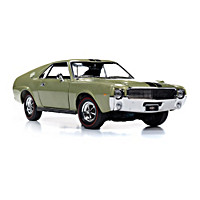 1:18-Scale 1968 AMC AMX Hardtop Diecast Car