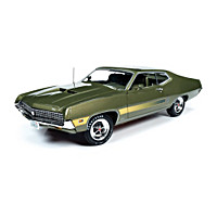 1:18-Scale 1970 Ford Torino GT Hardtop Diecast Car