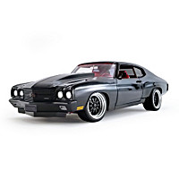 1:18-Scale 1970 Chevelle Street Fighter Diecast Car