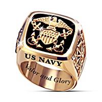 U.S. Navy Ring