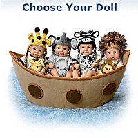 Noah's Adorable Ark Baby Doll