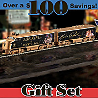 King Of Rock \'N\' Roll Express Train Set