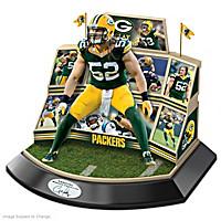 NFL Legends Of The Game Clay Matthews Sculpture