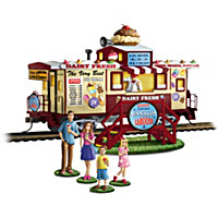 Sweet Treats Train Car And Accessory Set
