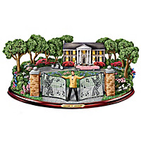 Welcome to Graceland! Sculpture