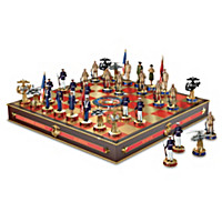 USMC Semper Fi Chess Set