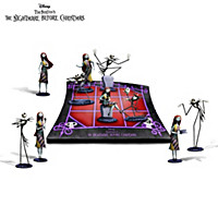 The Nightmare Before Christmas Tic-Tac-Toe Set