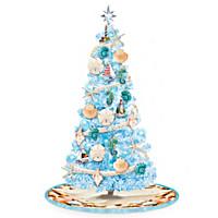 Coastal Shore Christmas Tree
