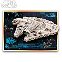 STAR WARS Millennium Falcon Wall Decor