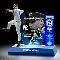 MLB Luminaries: Derek Jeter Sculpture