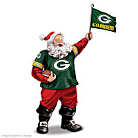 All I Want For Christmas Is A Green Bay Win Sculpture
