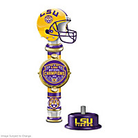 LSU Tigers 2019 Football National Champions Tap Handle