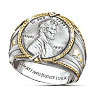 American Hero Ring