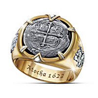 Atocha Shipwreck Ring