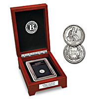 The First U.S. Silver Denomination Coin