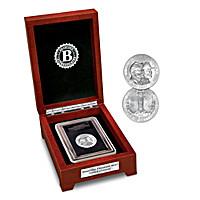 1936 Gettysburg Silver Half Dollar Coin