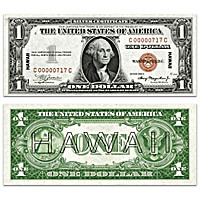 The Special Hawaii Pearl Harbor $1 Emergency Note