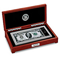 The First Alexander Hamilton Federal Reserve Note