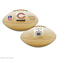 First-Ever Chicago Bears 3D NFL Coin