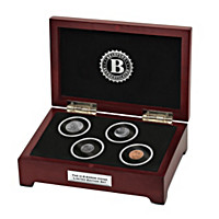 The U.S. Error Coins Limited-Edition Coin Set