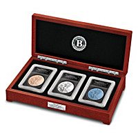 2017 American Silver Eagle Freedom Limited-Edition Coin Set