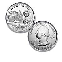 Frederick Douglass Silver Bullion Coin