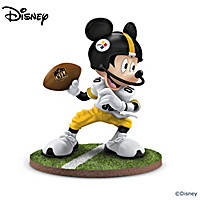 Football Fun-atics Pittsburgh Steelers Figurine Collection
