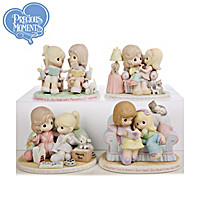 Special Moments Are Forever Remembered Figurine Collection