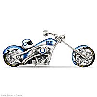 Indianapolis Colts Choppers With Team Logos And Graphics