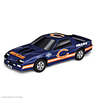 Chicago Bears 1:43-Scale Muscle Car Sculpture Collection