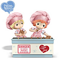 Precious Moments I LOVE LUCY Figurine Collection