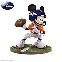 Football Fun-atics Denver Broncos Figurine Collection