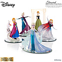Disney Magical World Of FROZEN Figurine Collection