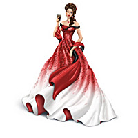 COCA-COLA Belles Of The Ball Figurine Collection