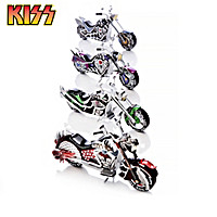 KISS Motorcycle Sculpture Collection