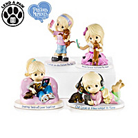 Precious Moments World\'s Best Dog Mom Figurine Collection